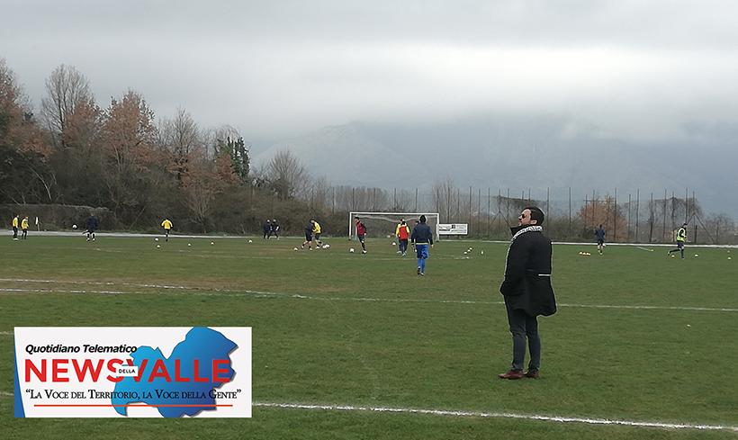"""Eccellenza:""""Il match contro l'Alliphae snodo fondamentale di fine stagione"""". Il punto del Direttore Sportivo Antonio Crudele."""