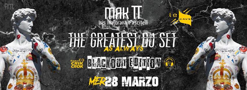 Torna il MAK TT di Isernia. Appuntamento da non perdere in programma per il prossimo 28 marzo.  Evento musicale promosso dagli studenti dell'Isis Majorana-Fascitelli.