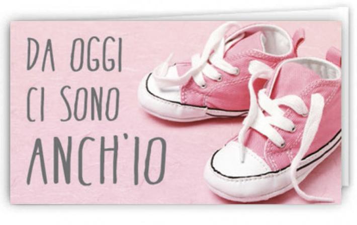 L'Angolo degli Auguri: la nostra redazione festeggia la nascita della piccola Marianna Rosa Visco.