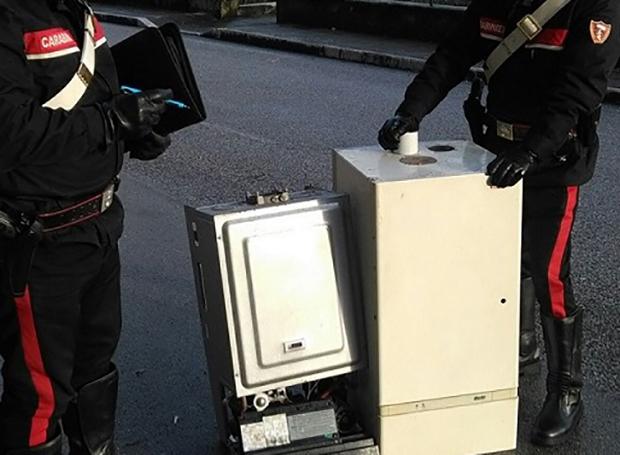 Pozzilli: Ruba due caldaie e altro materiale idraulico, pregiudicato fermato dai Carabinieri. Refurtiva recuperata.