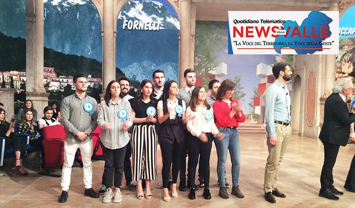 Mezzogiorno in Famiglia: Fornelli vince per la settima volta consecutiva. Dal prossimo week-end quarti di finale contro gli abruzzesi di Pescocostanzo.