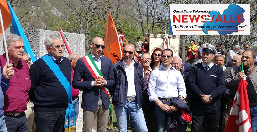 Rocchetta a Volturno: il 25 aprile a Monte Marrone. Domani la commemorazione dei Caduti della Resistenza e la Liberazione.
