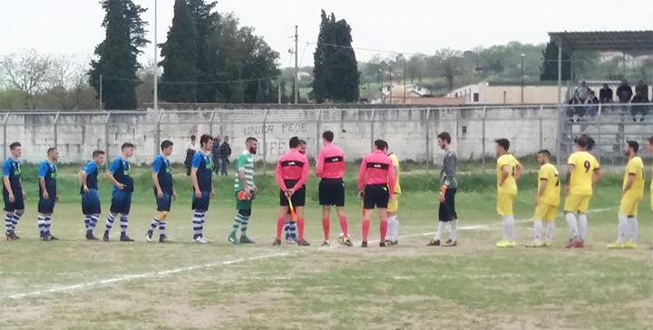 Il Vastogirardi stronca l'Alliphae. Gli uomini di mister Grossi passano in terra campana per 1-5. Montechiari realizza una delle reti più belle e tecniche di questo campionato di Eccellenza.