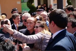 Berlusconi in Molise interno web