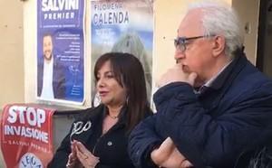 Filomena Calenda e Luigi Mazzuto