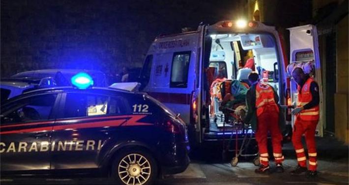 Venafro: intervento provvidenziale dei Carabinieri che salvano una 80enne colta da malore in casa.