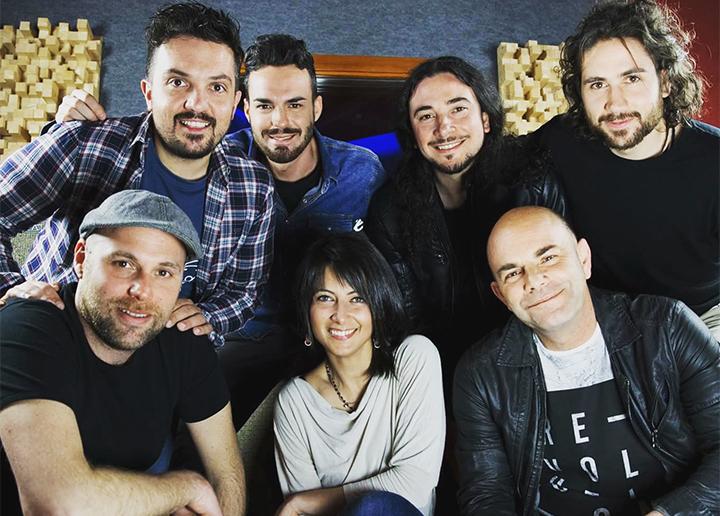 """I Patrios presentano il loro NUOVO album """"Una nuova storia"""" all'Auditorium Unita' d'Italia."""