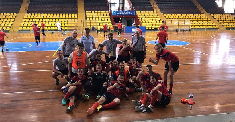 Campionati nazionali Universitari. Il Cus Molise , calcio a 5, chiamato a difendere l'oro di Catania.