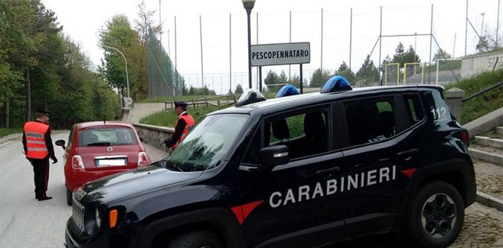 Isernia: Controllo straordinario del territorio. Carabinieri in azione in varie zone della provincia di Isernia.