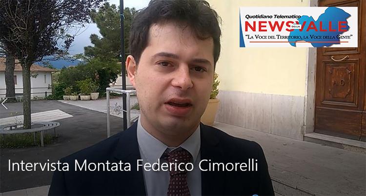 """Montaquila: Federico Cimorelli chiede il confronto pubblico con l'avversario Marciano Ricci e lo fa sulla pagina Faceook della lista """"Amare il Proprio Comune"""":"""