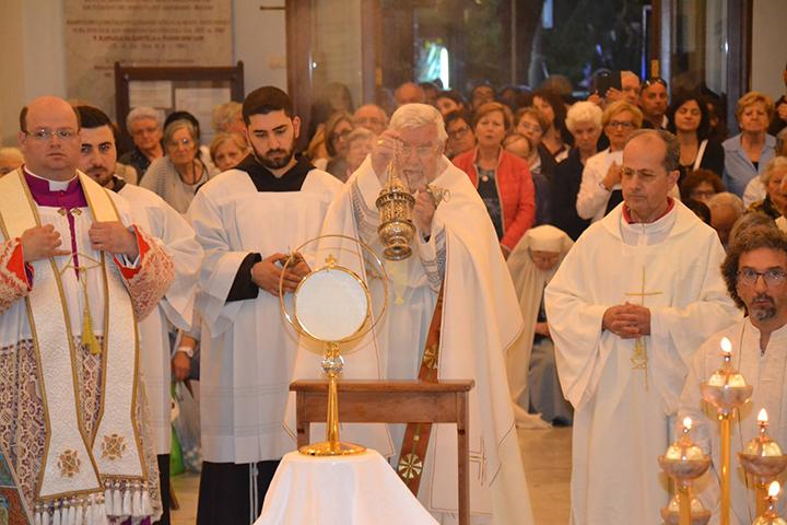 Campobasso: la città si prepara a vivere il Corpus Domini. Il programma completo degli eventi religiosi comunicati da Bregantini.