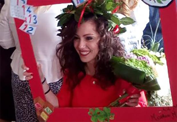 L'Angolo degli Auguri: festeggiamo quest'oggi la laurea di Monica Bornaschella in Scienze della Formazione.