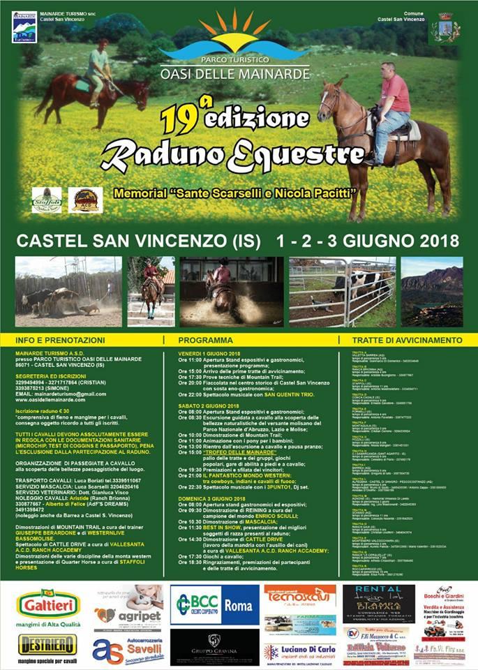 raduno castel san vincenzo