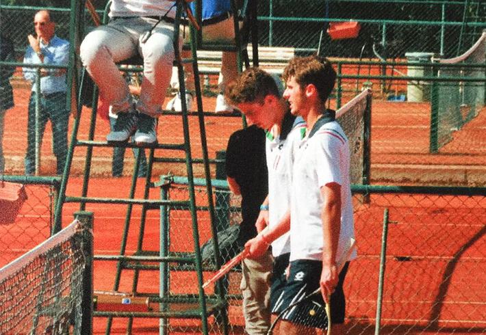 Campionati Nazionali Universitari: il Cus Molise nel Tennis punta su Domenico e Luca Scelzi.