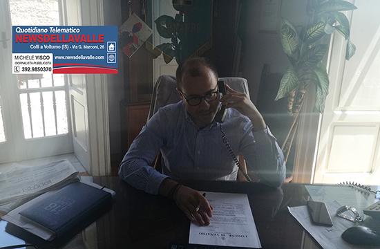 Venafro: si è insediata la commissione comunale delle Pari Opportunità. La nota del sindaco Alfredo Ricci