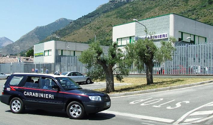 Venafro: i Carabinieri arrestano uno stalker di Macerata fuggito dagli arresti domiciliari
