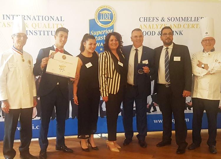 Il pane casereccio della famiglia Di Mambro si fregia di un successo europeo. Ritirate  a Bruxelles le stelle d'oro conferite dall'International Taste e Quality Institute (iTQi).