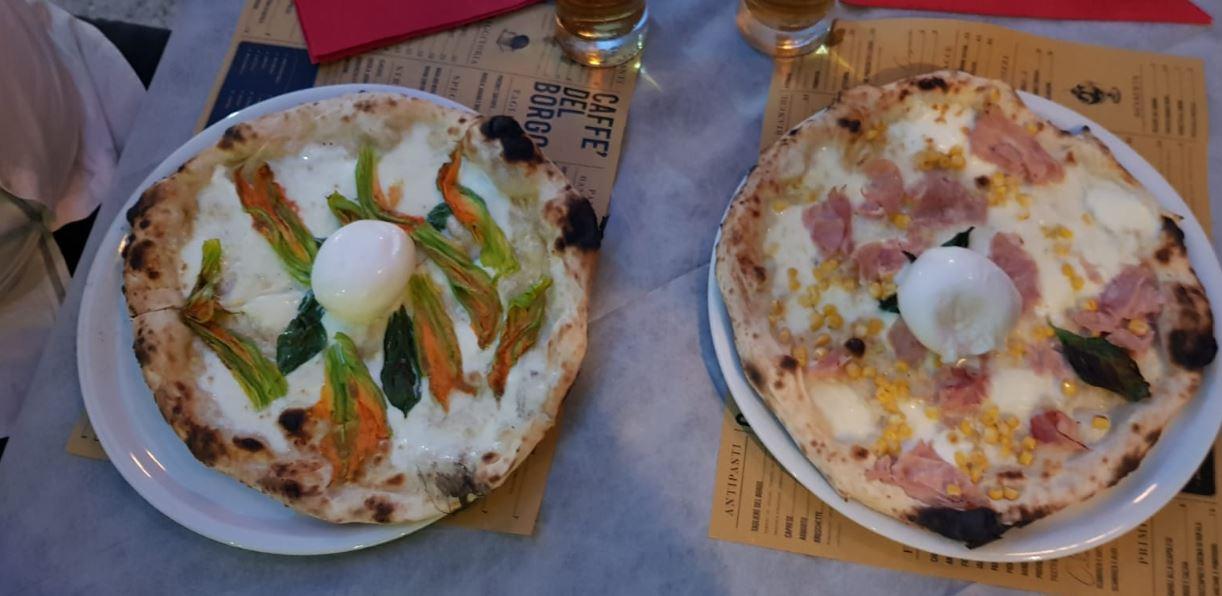 Filignano: inizia un autunno ricco di sorprese al Caffè del Borgo. Questa sera la diretta di Champions delle due italiane con menù pizza su prenotazione.