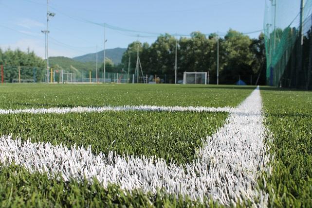Carpinone: allo Sporting Manocchio il nuovo manto sintetico Lesmo 3S sul campo da calcio a otto. Erbetta di ultima generazione.