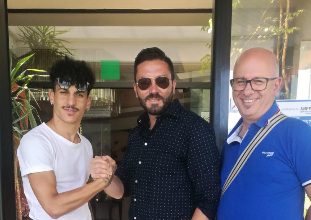 Eccellenza: il Vastogirardi prende anche De Vizia. Altro colpo portato a termine dal Direttore Sportivo Antonio Crudele.
