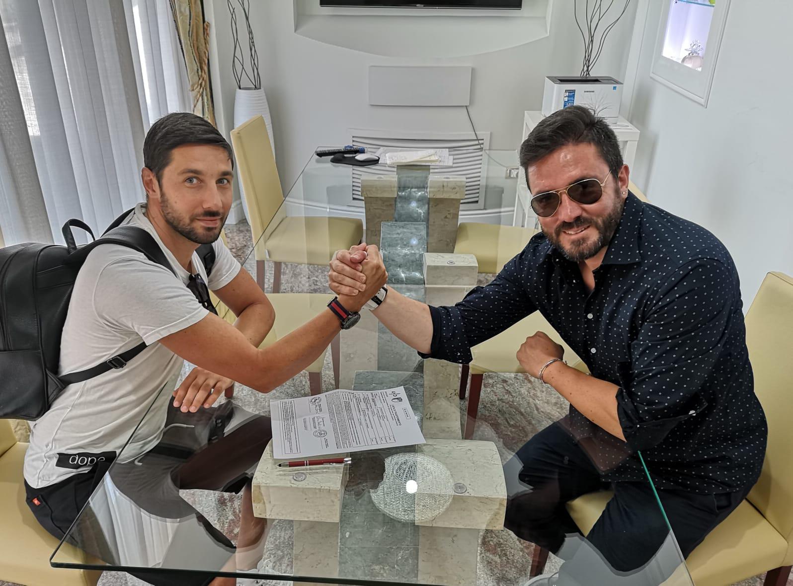 Vastogirardi: Eccellenza, anche bomber Grillo alla corte di mister Farina.