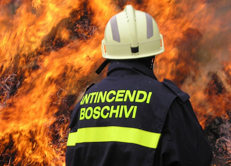 Campagna antincendio, le guardie ambientali della GAV pronte ad offrire il loro contributo.
