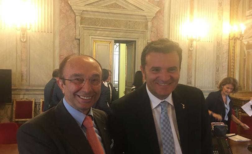 """Turismo e potenzialità, l'assessore regionale Cotugno incontra il Ministro Centinaio. """"Il Ministro del Turismo sarà presto in Molise"""":"""
