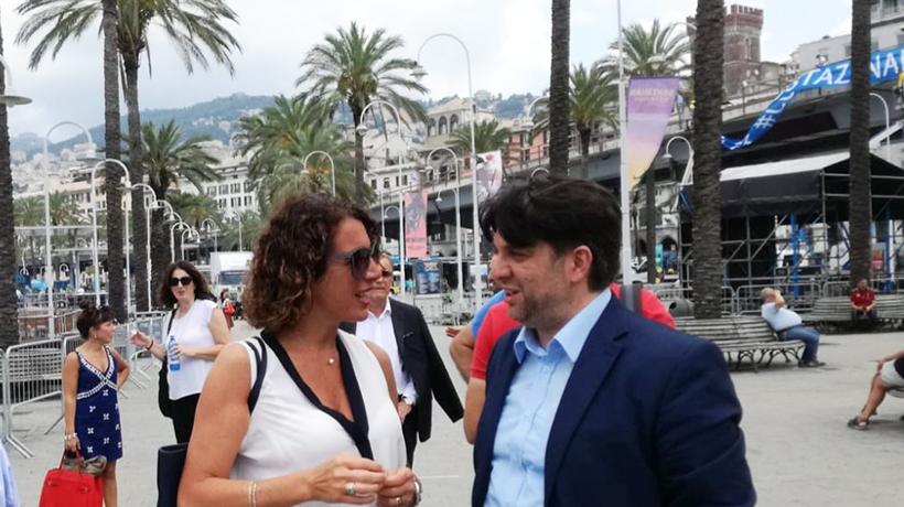 In arrivo contributi per l'eliminazione delle barriere architettoniche sugli edifici privati. L'annuncio dell'assessore regionale Roberto Di Baggio.