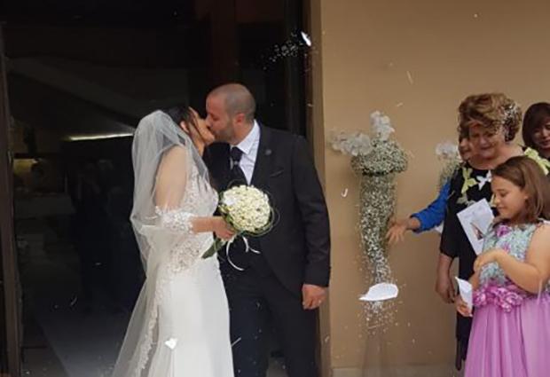 L'Angolo degli Auguri: le nostre felicitazioni agli sposi Enrico Biello e Maria Antonietta Oliva.