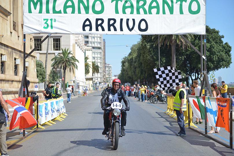 Forlì del Sannio: la Milano-Taranto in moto passerà anche in Molise. Il 12 luglio la fermata in paese.