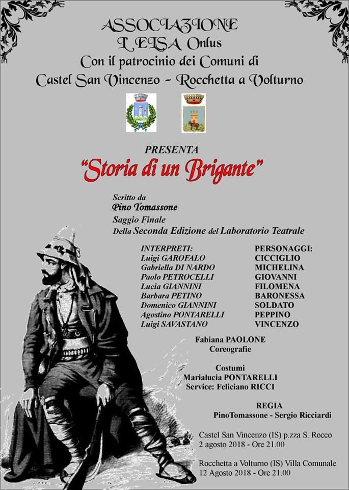 """Riavviata l'attività di laboratorio teatrale organizzata dall'associazione """"L'Elsa Onlus"""" di Castel San Vincenzo, dopo alcuni anni di stasi."""