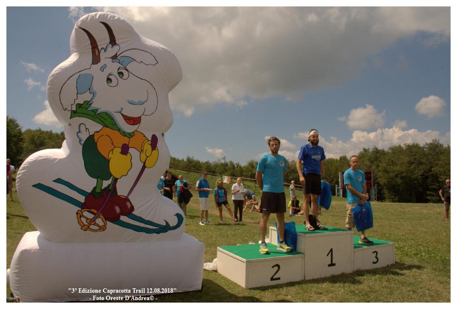 Capracotta: successo per la terza edizione del Trail di Montagna. Oltre 100 gli atleti presenti