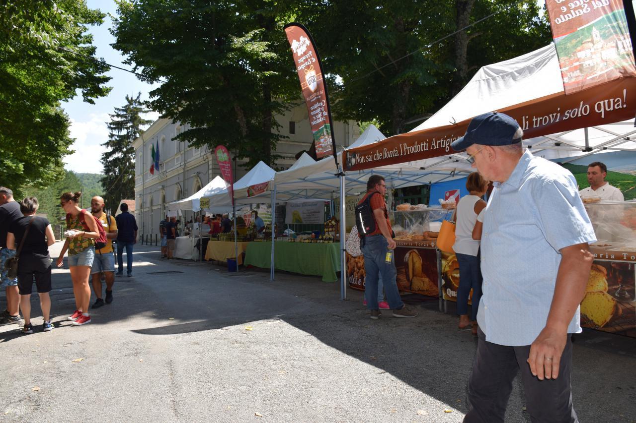 Carpinone: tradizione e divertimento grazie all'Associazione Il Borgo