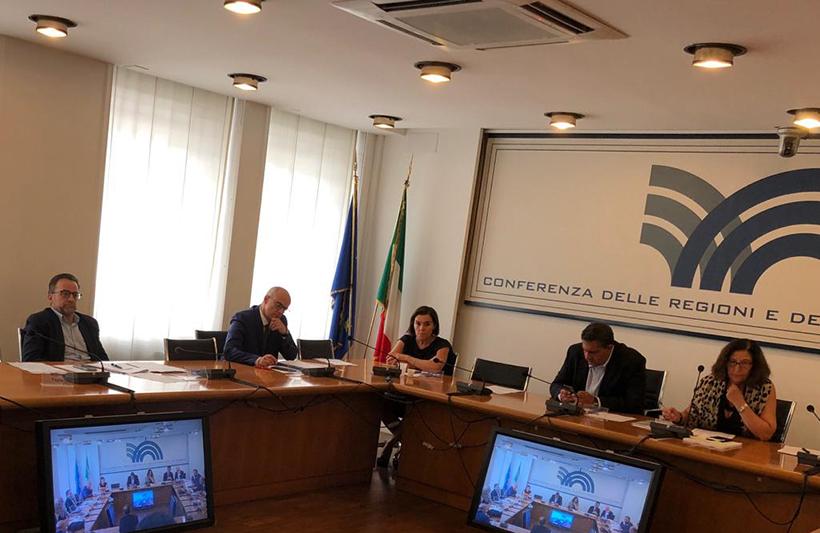 Nomina commissario ad acta sanità, la Conferenza delle Regioni  dà sostegno a Toma