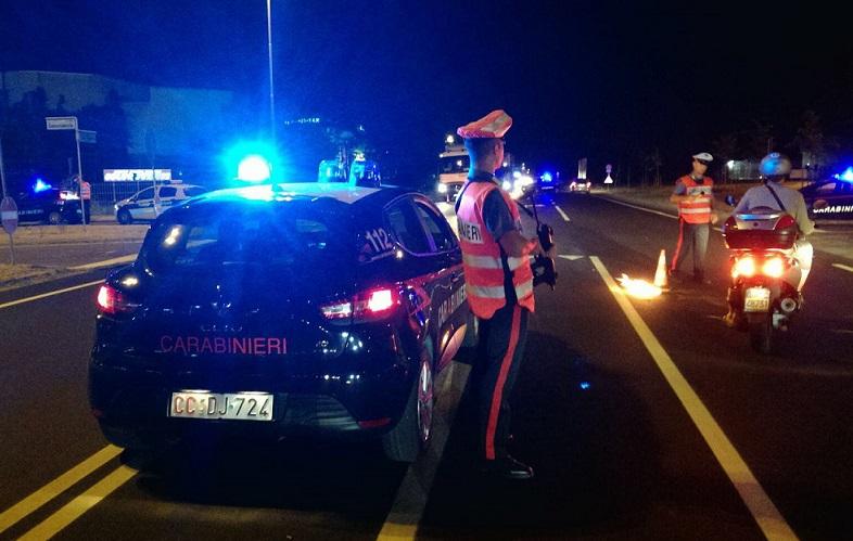 """Isernia: Operazione """"strade sicure"""",  raffica di controlli dei Carabinieri,  scattano denunce e sequestri."""