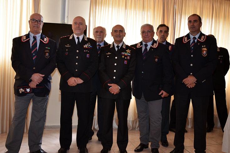Isernia: il generale di brigata Michele Sirimarco visita il Comando Provinciale dei Carabinieri.