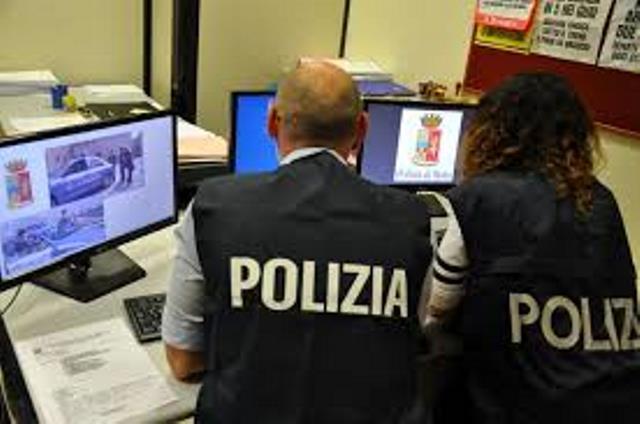 Isernia: la Polizia di Stato denuncia un 63enne di Pisa per truffa on-line. Il Questore emette anche 5 fogli di via obbligatori.
