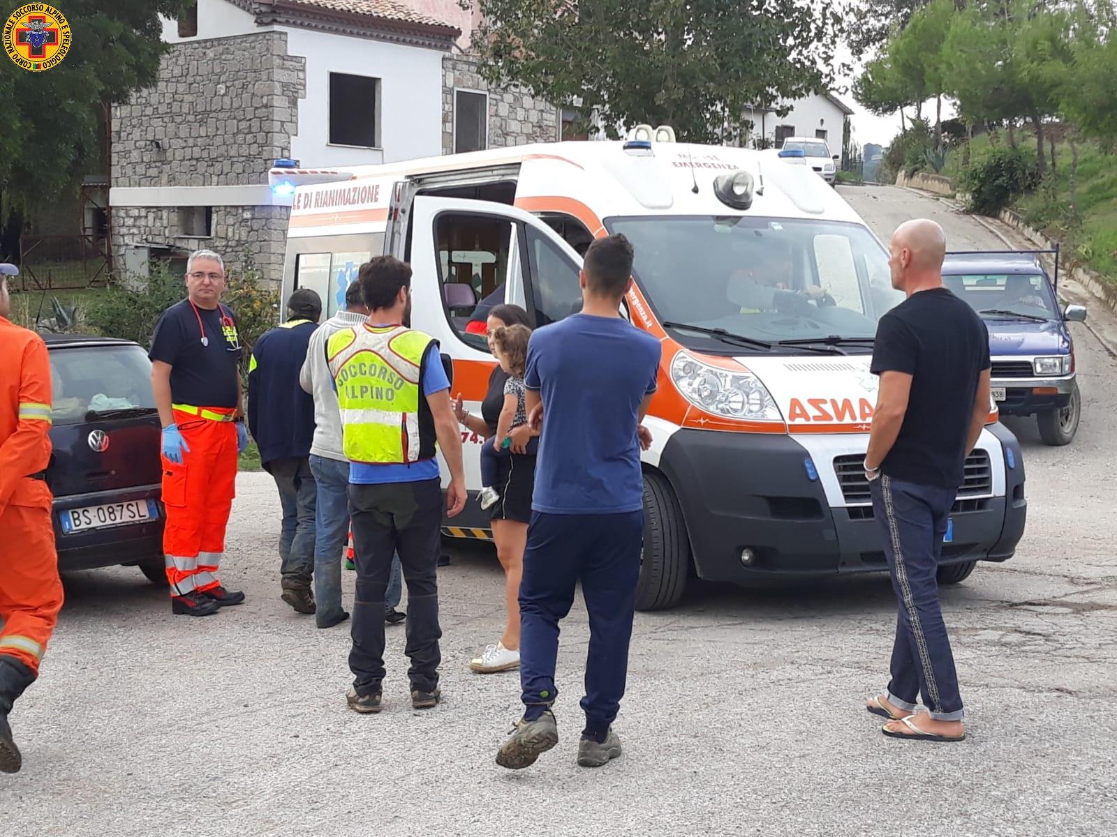 Ritrovato dal soccorso Alpino il 50enne di Trivento che da ieri aveva fatto perdere le sue tracce. Il ritrovamento in contrada Morgitelle del comune di Civitacampomarano.