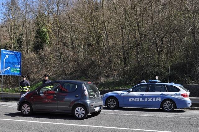 """Isernia: anche in Provincia di Isernia sbarca l'operazione Alto Impatto 2018 """"Bimbi in auto""""."""
