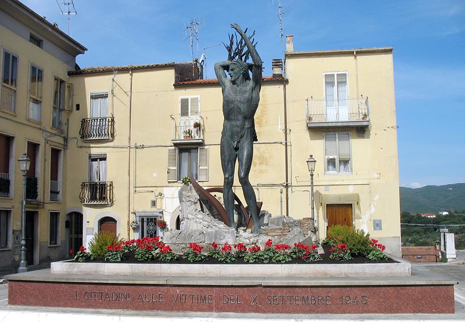 A 75anni dal bombardamento di Isernia, il messaggio del sindaco Giacomo D'Apollonio dopo la cerimonia di questa mattina.