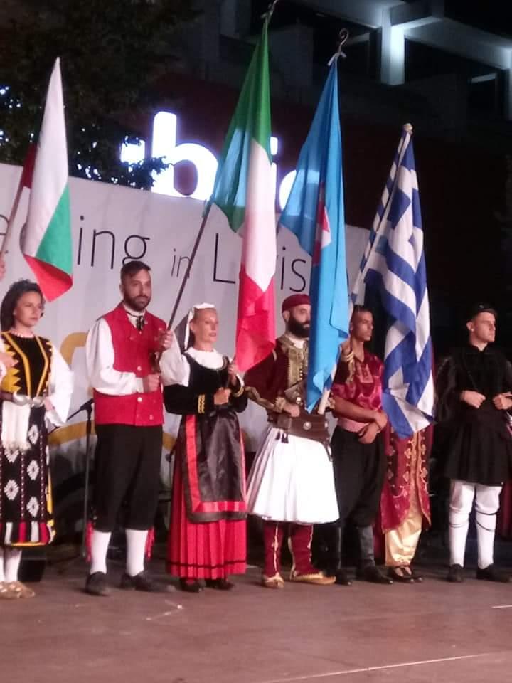 Il gruppo Ru' Maccature di Carpinone resta bloccato in Grecia a causa di uno sciopero del settore marittimo