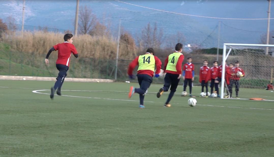 Molise Cup: gli Allievi della Boys strapazzano il Venafro. Secca vittoria per 5-0.