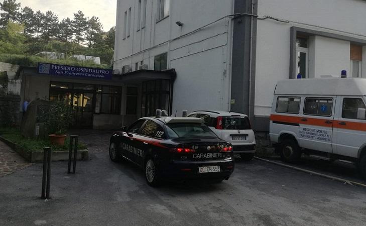 Sesto Campano: i Carabinieri arrestano banda di ladri in azione. In manette un georgiano. Viaggiavano su una vettura di grossa cilndrata