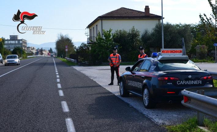 Colli a Volturno: titolare di impresa finisce nei guai durante i controlli dell'Ispettorato del Lavoro e dei Carabinieri Forestali.