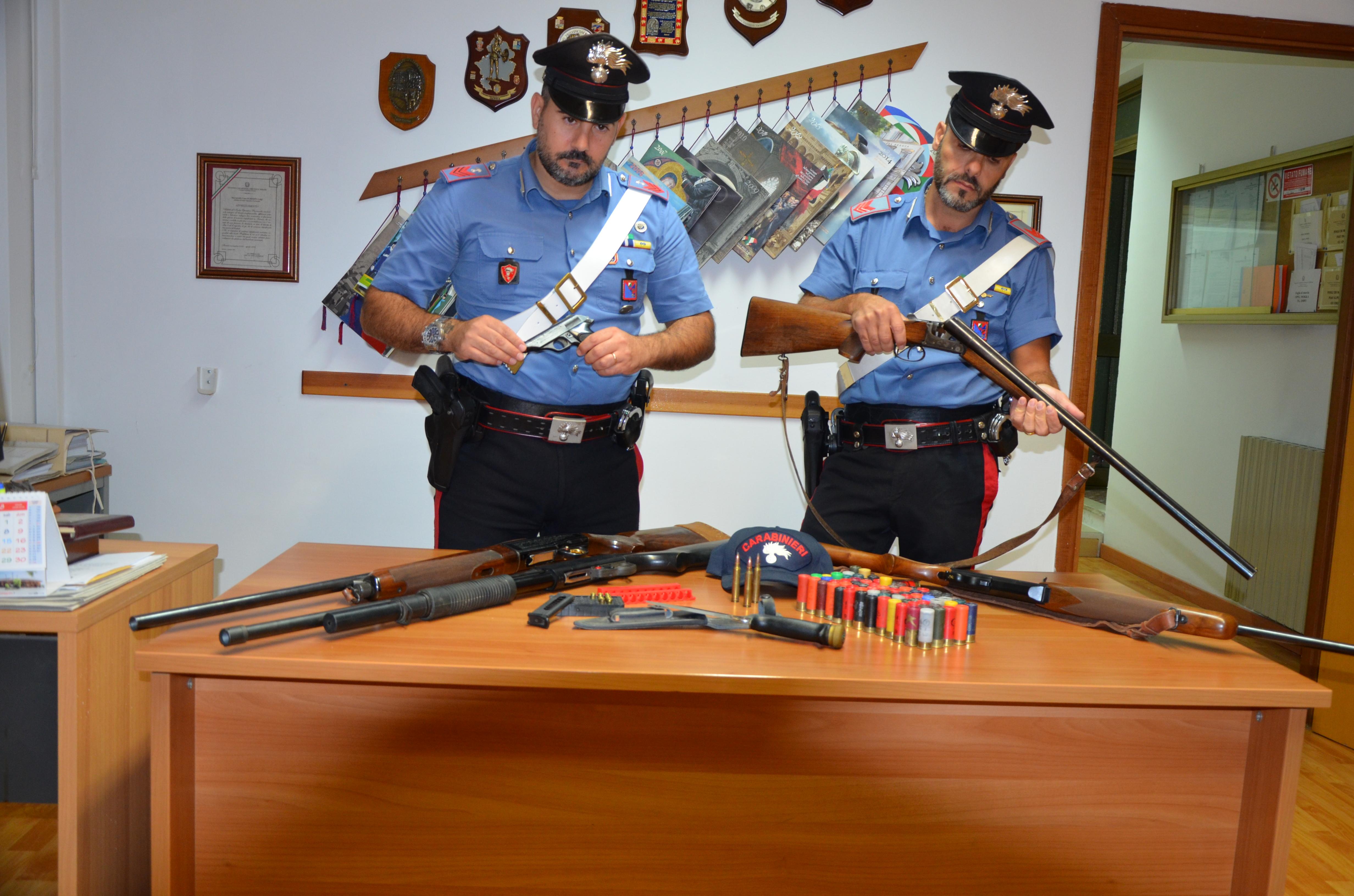 Isernia: I Carabinieri arrestano 35enne di origini campane.