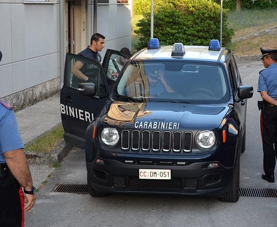 Isernia: operazione antidroga dei Carabinieri, giovane pusher arrestato. Fermato dai Carabinieri di Carpinone.