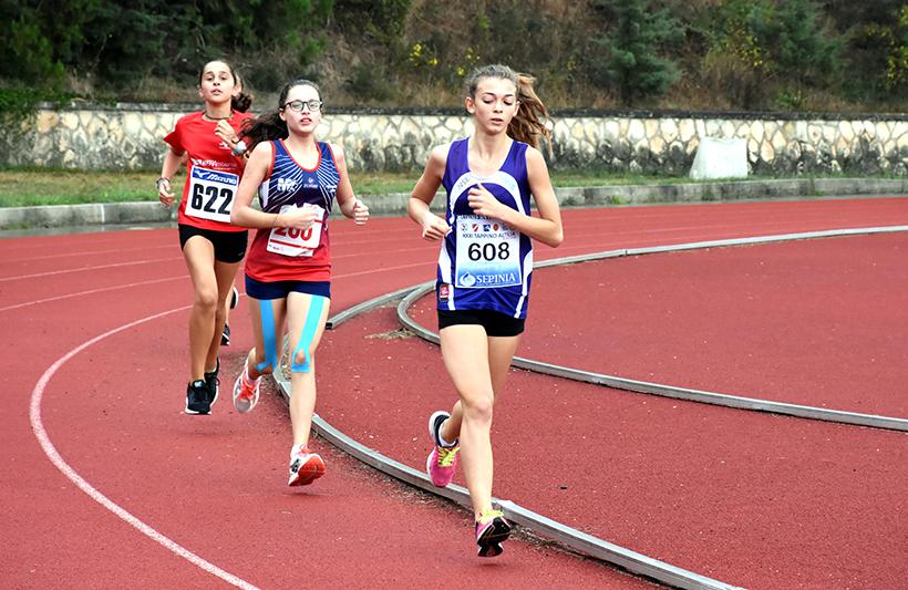 Atletica leggera: ai Campionati regionali di Campobasso Martina Meola della Runners Termoli conquista il titolo nei mille metri.