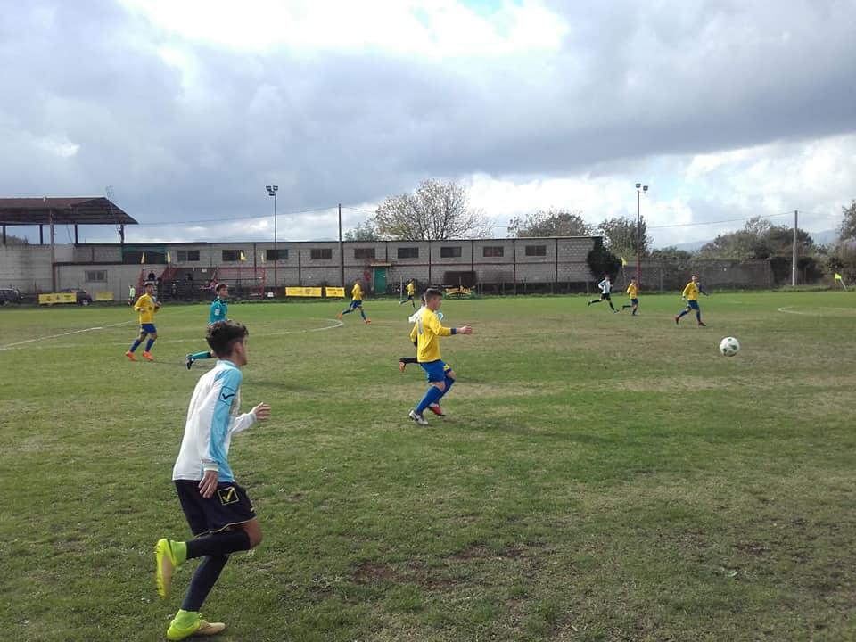 Calcio giovanile: gli allievi della Boys Roccaravindola vittoriosi a Vairano. Grande rimonta dei ragazzi di mister Pellegrino.