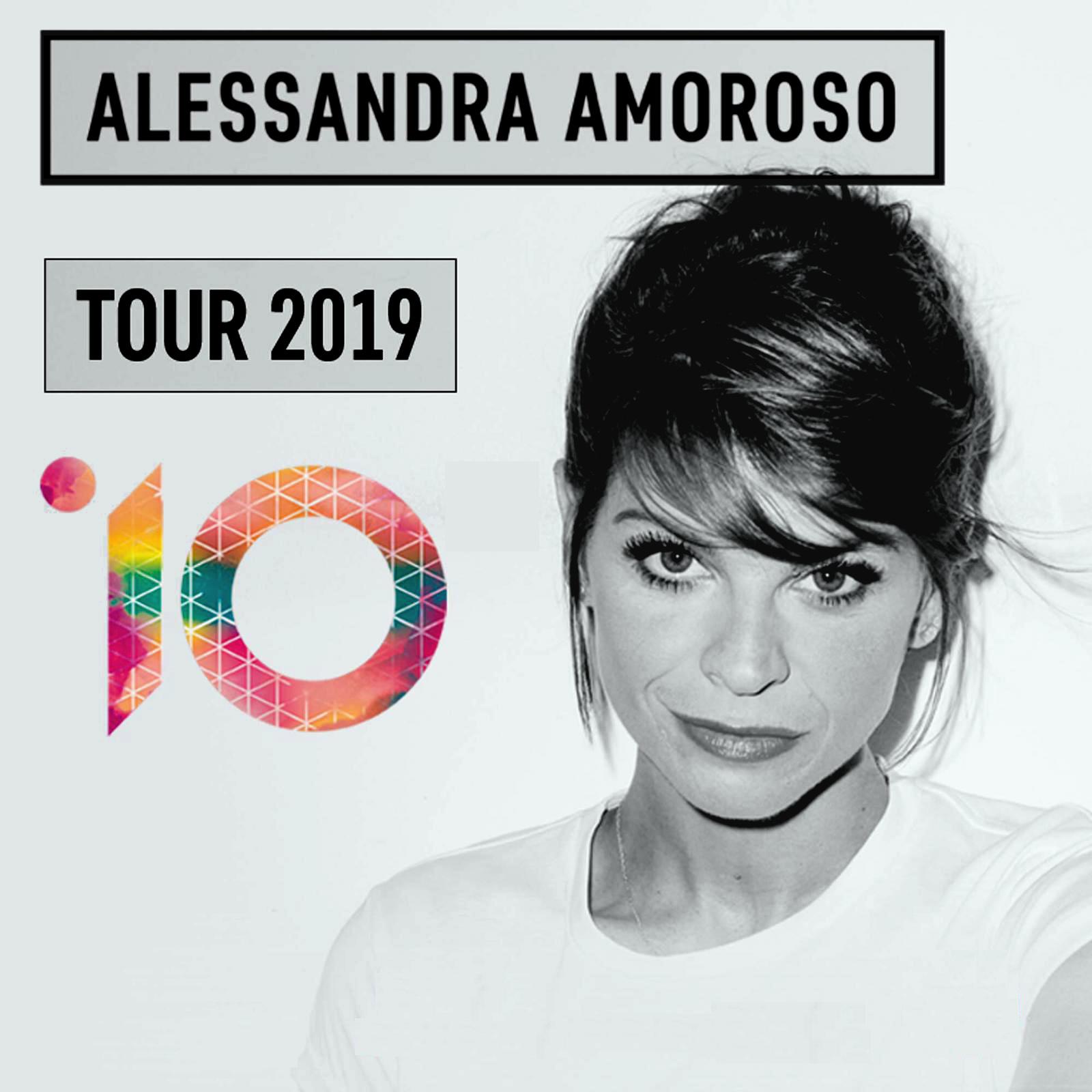 Isernia: grande attesa per il concerto di Alessansdra Amoroso. In città il prossimo 14 aprile all'Auditorium Unita' d'Italia.