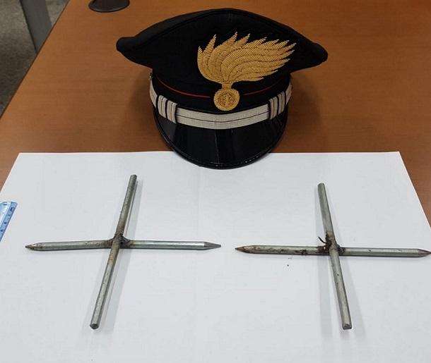 Capracotta: Auto danneggiata. La contesa dei raccoglitori di tartufi. Indagini in corso da parte dei Carabinieri.